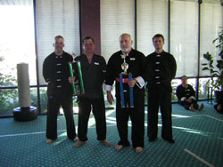 Tournament, Tai Chi Int form picture