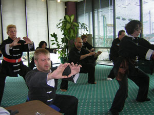 Tai Chi test on 1-30-2010 picture