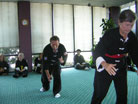 William tai chi test picture