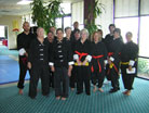 Tai chi class test picture